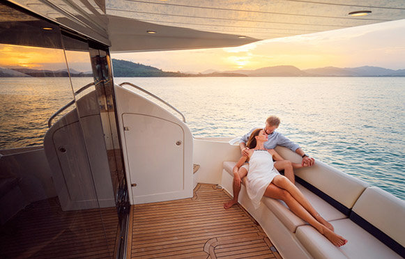 alquiler barcos ibiza parejas