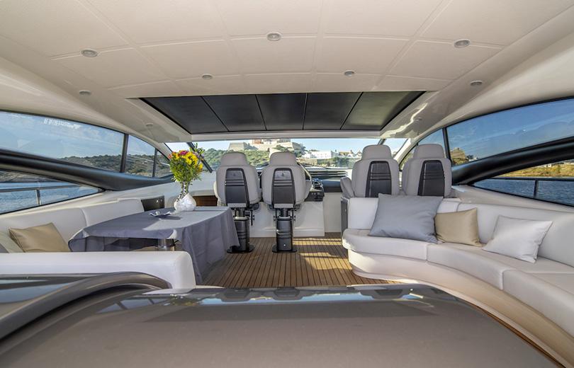 rent yacht ibiza pershing 62
