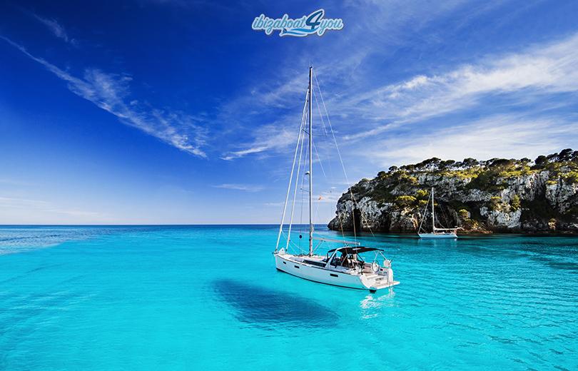 rent boat ibiza
