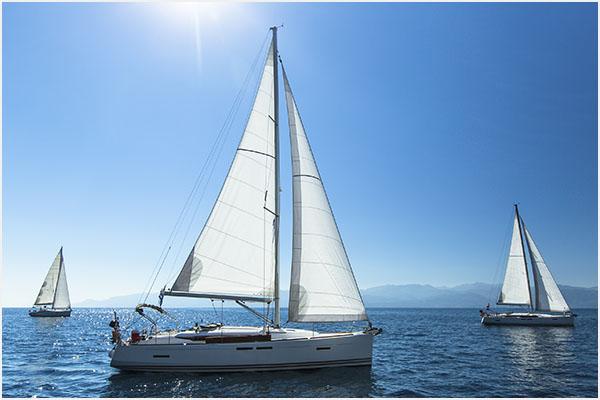 alquiler de barcos en Ibiza veleros