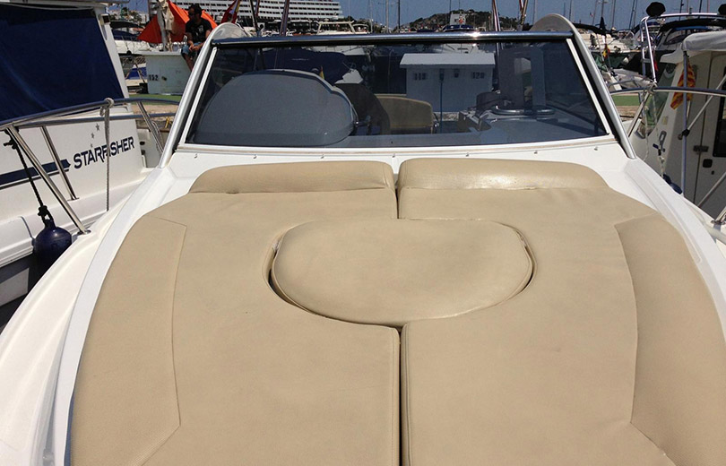 rent boat ibiza montecarlo 27