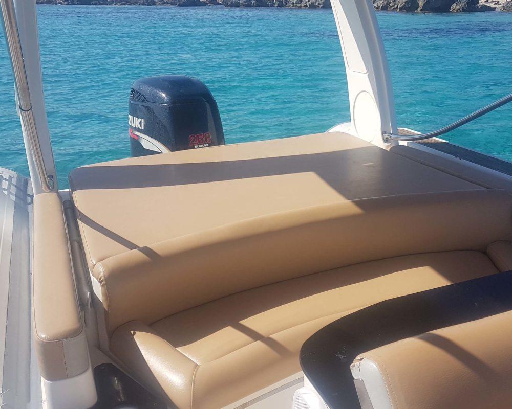 rent boat ibiza bwa 27