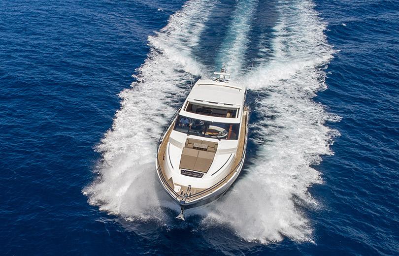 Alquiler de yate Princess V72 en Ibiza