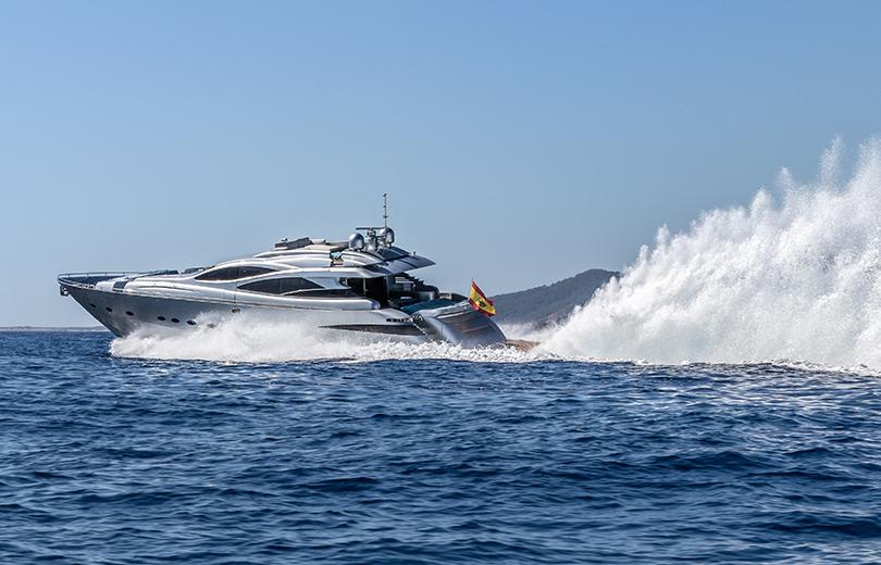 rent yacht ibiza pershing 90