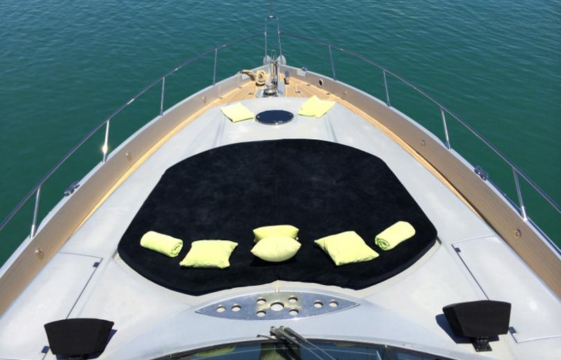 rent boat ibiza predator 82