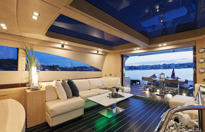 rent boat in ibiza AB 78