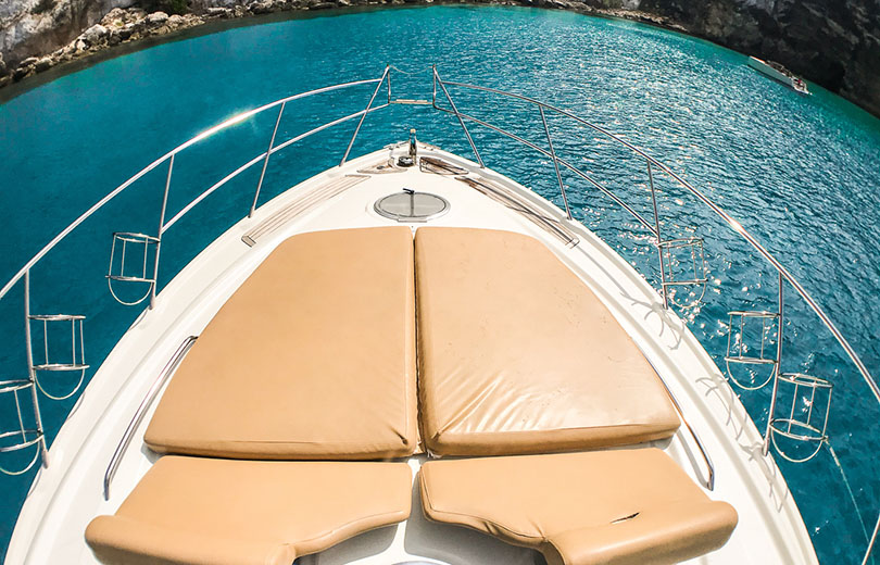 rent boat in ibiza Cranchi 43