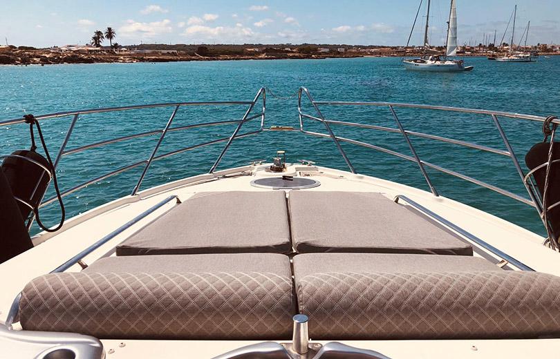 Alquiler de lancha Cranchi 47 en Ibiza